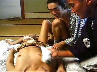 Young Japanese Girl Fingered To An Incredible Squirt