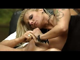 German Mature In Crazy Mmf Action By Cezar73