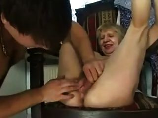 Granny Wants Cock !!!