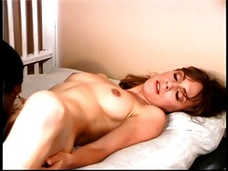 Super Sexy Brunette Sucks Off Biggest Dick Of Her Life Behind Bars