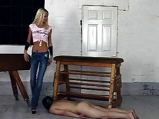 Slave Workout Session