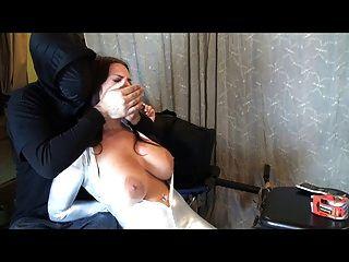 Goldie Blair Super Vil Bound Pt1
