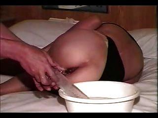 Censored Masked Woman Loves Big One Pt2