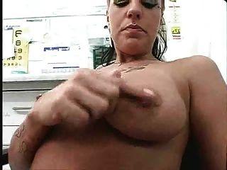116978 Punk Girl Masterbates Rdl