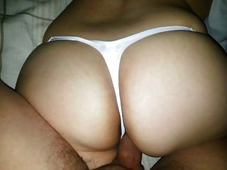 Cumming Thong!! Big Ass!!
