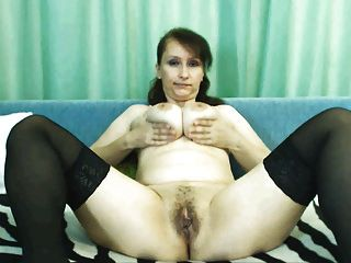 Beautiful Russian Mature Cam Model