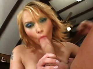 Gorgeous Milf Takes Dick Up Her Ass