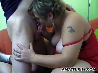swap Mature chubby wife
