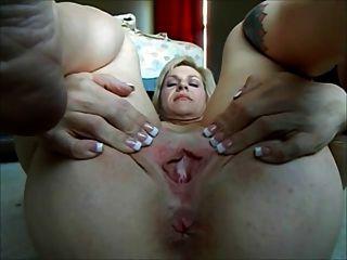 Mom Puckering Her Asshole - Negrofloripa