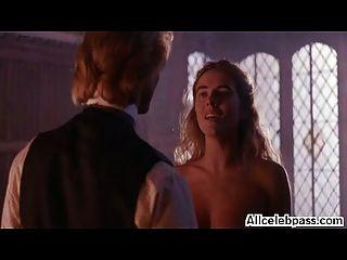 Elizabeth Hurley Completely Naked