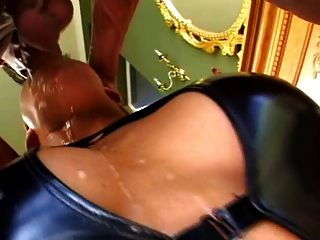 Rubber Freak Aria Skullfucked