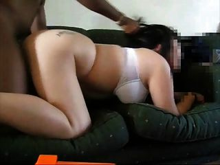 White Bbw Taking Bbc From Behind