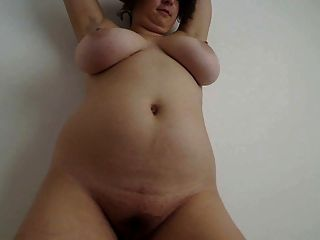 Big Tits Bbw Strip Dance And Masturbate Thick Pussy