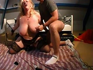 Mature Dutch Bbw Anal