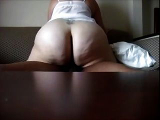 Your Pawg Wife Riding Me