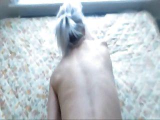 European Girl With  Hot Ass Takes Big Indian Dick
