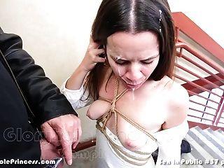 Sex In Public #57 Gloryhole Princess