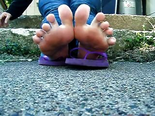 Ff24 bbw greek unpolished toes