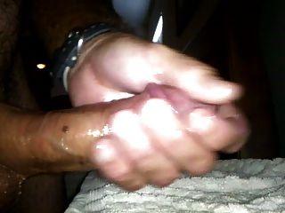Me! Fucking My Hand!