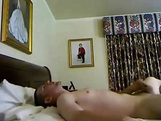 Str8 Guy Jerks A Load Into His Own Mouth