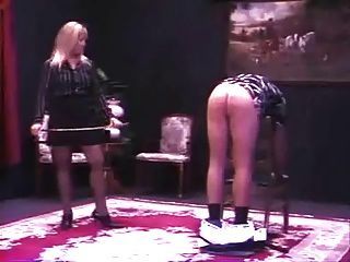 spank Governess for wife