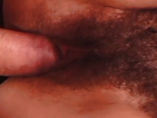 Hairy Bush Fucked By Old Man - P4