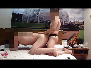 Girlfriend Pegging Her Boyfriend 07