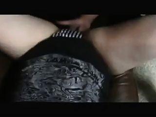Amateur Goth Girl Swallow Cum