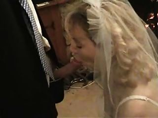 Here Cums The Bride I