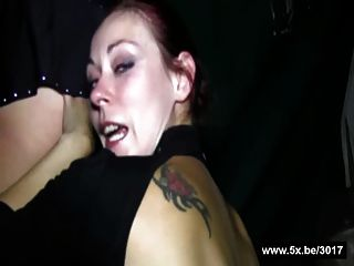 A French Mature Fucked With Leeloo By Few Guys