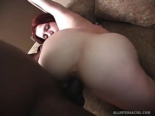 Tiny Teen Taking Huge Black Cock