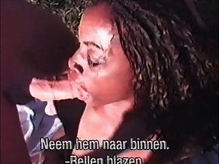 Monique African Slut Getting Banged
