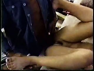 Submissive Oriental Friends Receive A Black Cock