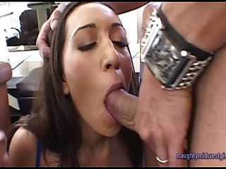 Leona Dulce First Pro Porn Shoot And First Anal