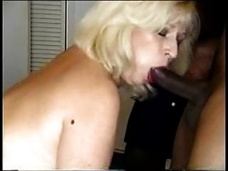 Mature Soccer Mom Starts Her Bbc Training