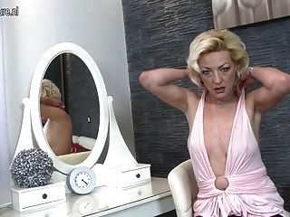 Gorgeous Mother Needs Hard Cock
