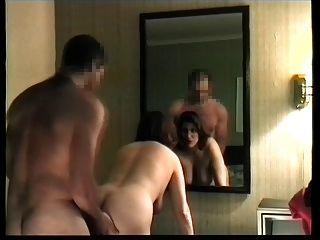 Ex Gf Motel Sex Doggie Style Big Boobs!