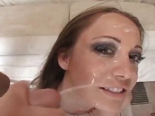 King hard fucked and sexy facialized kylee sorry