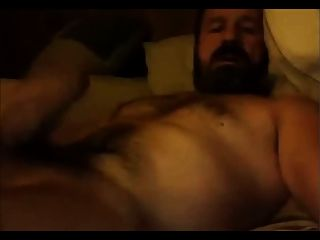 Hairy Hot Daddy Bear Jo On Webcam