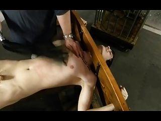 Bdsm Bondage Gay Boy Is Tickled And Tortured