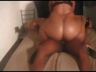 Black Bbw Riding Dick