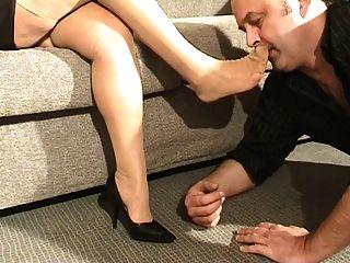 fetish foot reife