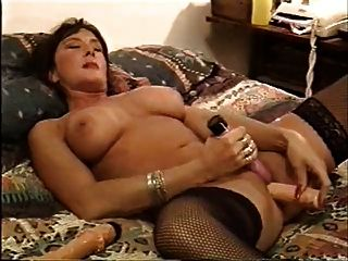One Hot Milf Sucks And Fucks And Dildos