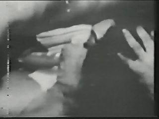 Old Vintage Sex - Bj & Cumshot Circa 1950