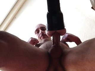 Pulsating Cumshot In A Fleshlight...