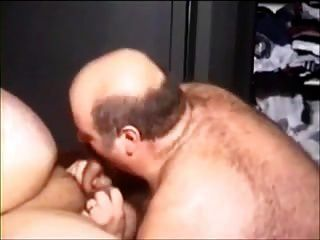 Two Sexy Chubby Men Going At It
