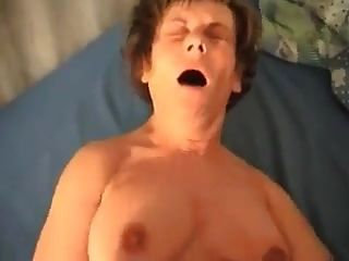 Mature Takes A Furious Fuck