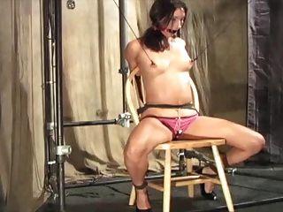 Bound Big Nipple Slut!!!!!!!