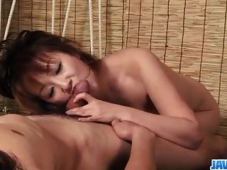Rough Domination Game Along Horny Japanese Miki