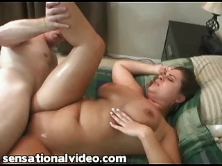 Chubby Bbw De De Bloom In Her First Hardcore Scene